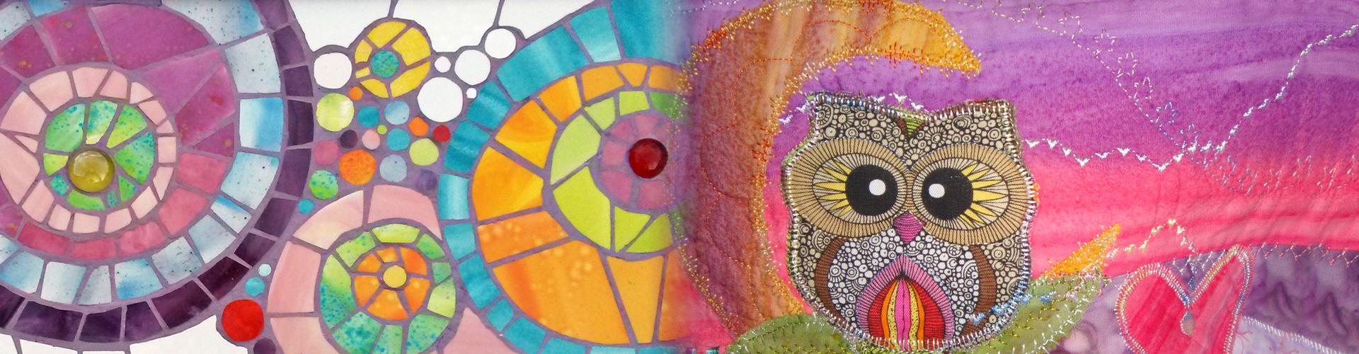 Creaciones Patchwork y Mosaico