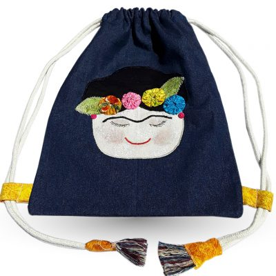bolso-mochila-mezclilla-niña-frida-colores