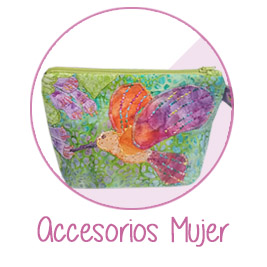 Accesorios mujer patchwork
