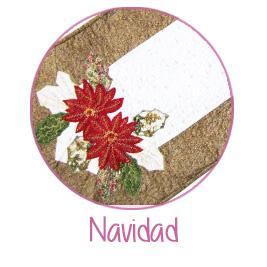 decoración navidad hogar patchwork