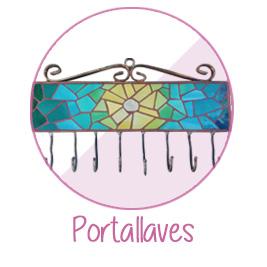 portallaves-mosaico-originales