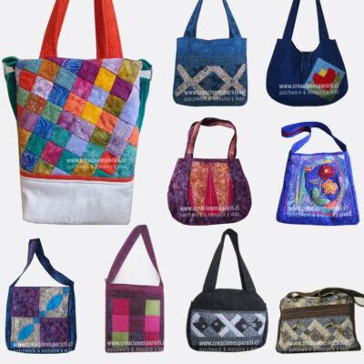 carteras-bolsos-patchwork-colores